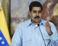 """Maduro expulsa a tres diplomáticos estadounidenses por actos de """"sabotaje"""""""