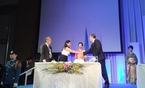 Conferencia de Plenipotenciarios sobre el Convenio de Minamata sobre Mercurio, en Japón