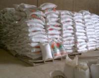 650 sacos de pasta de soya fueron recuperados