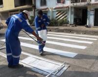 Semaforización y señalización en las calles y avenidas