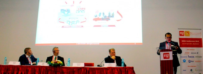 """ECU 911 expone al mundo su gestión en la """"Conferencia EENA 2015"""""""