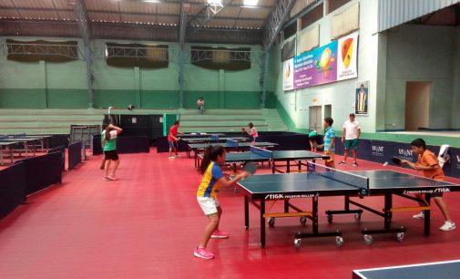 Delegación de Los Ríos a los Juegos Nacionales de Menores