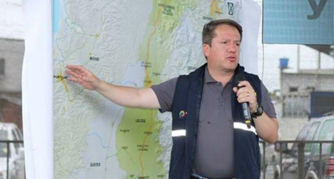 MTOP presentó proyecto de alianza público – privada de la carretera Santo Domingo – Quevedo – Jujan