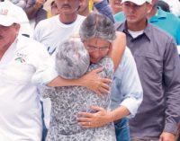 LASSO AFIANZA SU CANDIDATURA EN BARRIOS POPULARES DE GUAYAQUIL