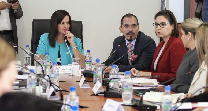 CONSEJO DE LA JUDICATURA PARTICIPA EN DEBATE LEGISLATIVO SOBRE REFORMAS AL CÓDIGO DE LA NIÑEZ