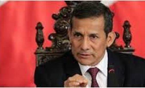 Prisión preventiva para Ollanta Humala y Nadine Heredia