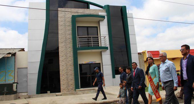 Ventanas: parroquia Los Ángeles se desarrolla con importantes obras