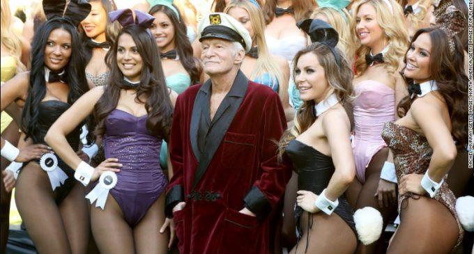 Murió el fundador de Playboy