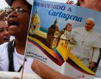 Francisco vuela a Cartagena