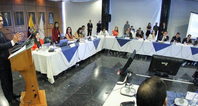 CONSEJO DE LA JUDICATURA RATIFICA SU POTESTAD DISCIPLINARIA ANTE LA ASAMBLEA NACIONAL