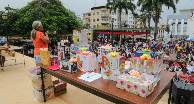 FESTIVAL DE COMIDA TÍPICA PONE SABOR A LAS FIESTAS PATRONALES