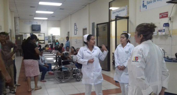 Martín Icaza de Babahoyo reciben información sobre la Enfermedad de Hansen o Lepra