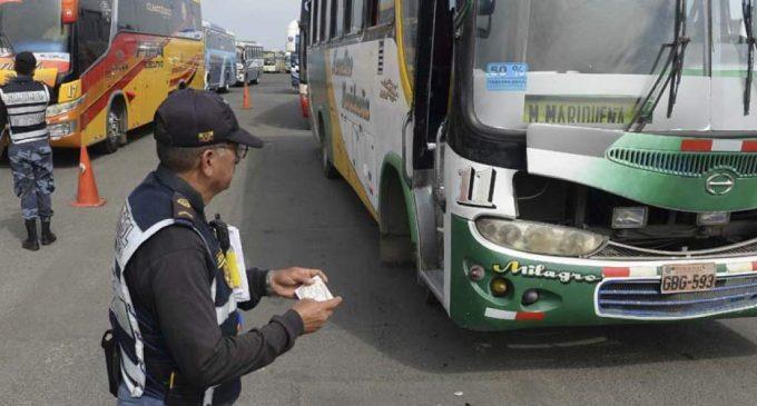 1.400 personas perdieron la vida en accidentes de tránsito en siete meses