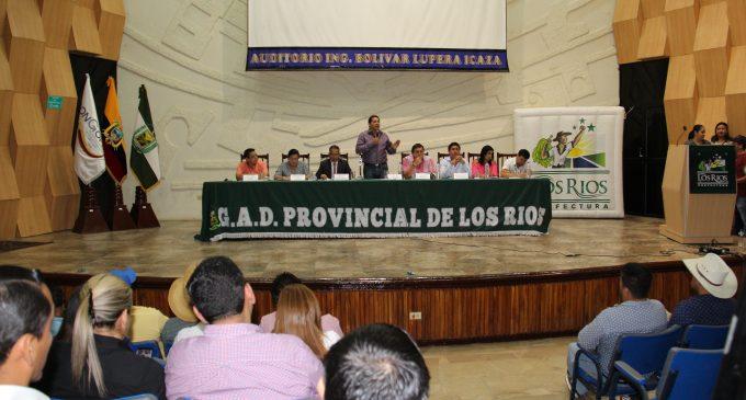 Prefecturas ratifican masiva movilización a Quito el martes próximo
