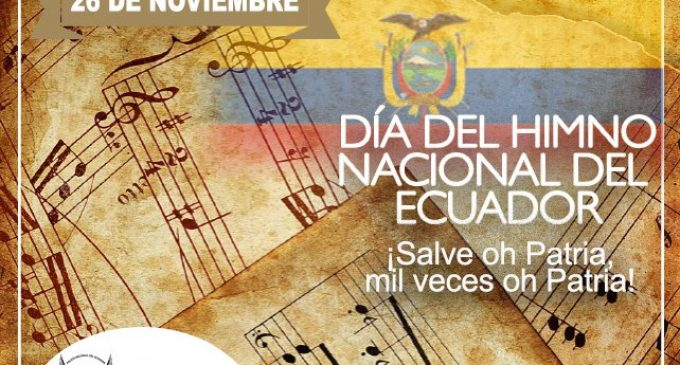 Día del Himno Nacional