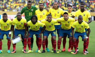 Ecuador baja al 71 y está en el peor puesto de su historia
