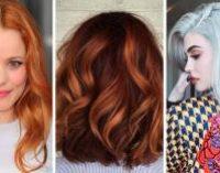 Tonos de cabello que serán la tendencia durante la temporada de otoño 2017