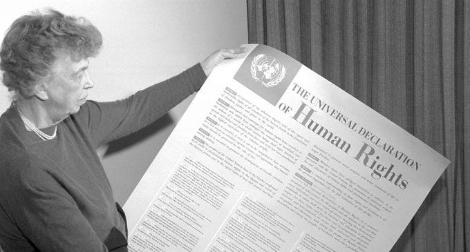 Hoy se conmemora el Día de los Derechos Humanos