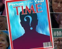 """¿Quién merece ser """"persona del año"""" de la revista TIME?"""