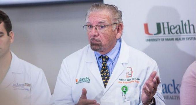 """""""Es terrible ver a un hijo deformarse así"""": el conmovedor caso de Emanuel, el niño cubano con un gigantesco tumor en la cara"""