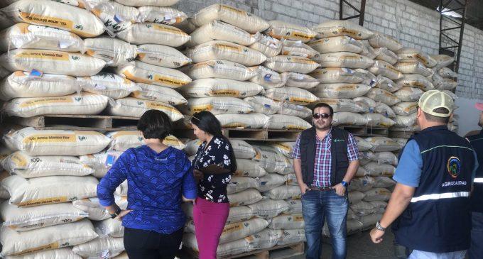 MAG investiga venta de arroz de plástico