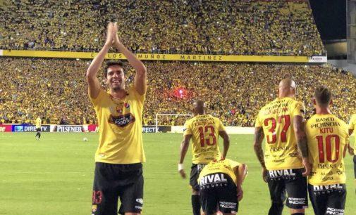 Barcelona SC venció 6 a 2 al Sport Boys