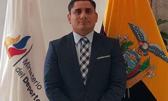 Roberto Ibáñez fue designado como nuevo Viceministro del Deporte