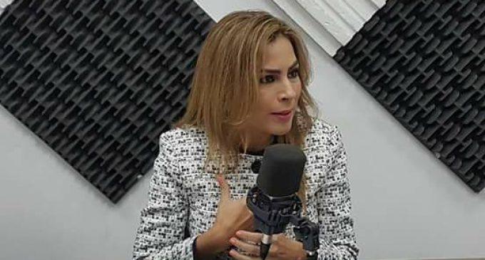 Kharla Chávez presentará informe 2017