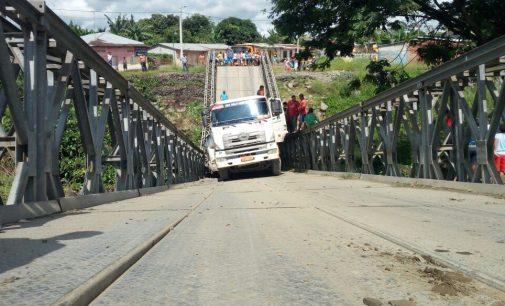 Empresa privada reparará puente Zapotalillo de Ventanas