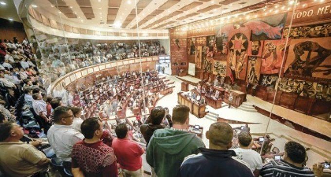 HOY ASAMBLEA RENDIRÁ CUENTAS DE SU GESTIÓN