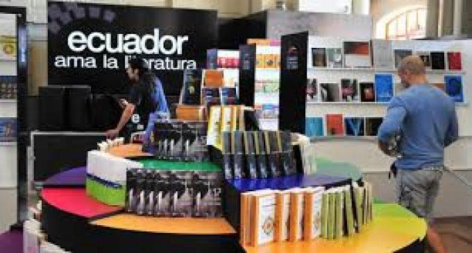 Alrededor de 600 libros ecuatorianos presentes en la Feria Internacional del Libro de La Habana