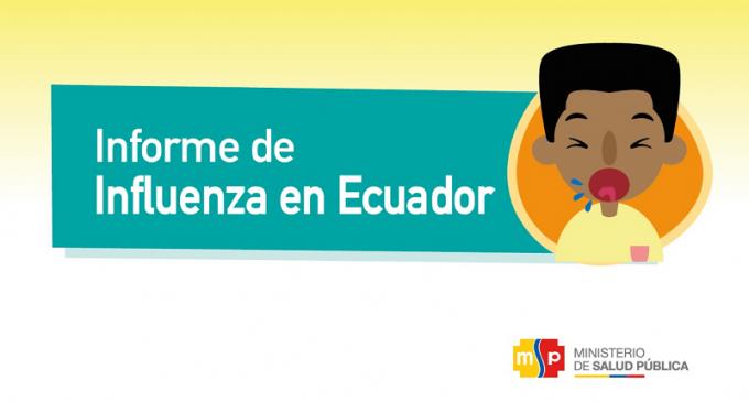 Brote de Influenza en el Ecuador 2017-2018