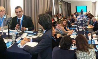 TRANSFORMACIÓN DEL SISTEMA JUDICIAL ECUATORIANO  SE EXPONE EN ARGENTINA