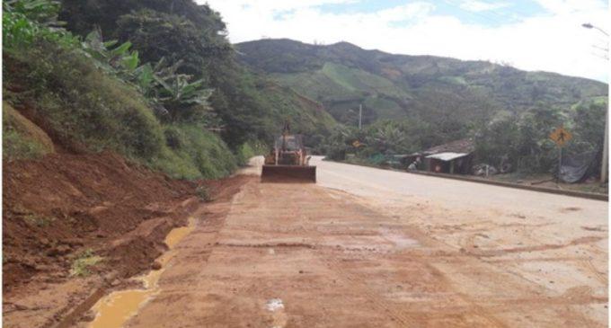MTOP habilitó vía Chaguarpamba