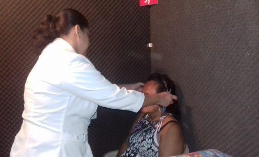 Hospital General Martin Icaza )  atiende y beneficia  pacientes en el servicio de Audiología