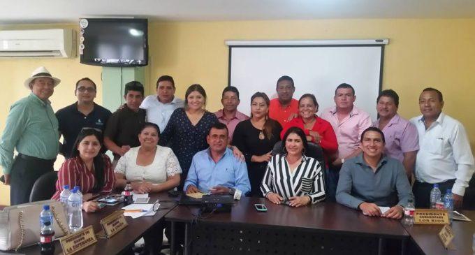Asambleísta Palacios socializa el informe del Proyecto de Reforma Integral al COOTAD.