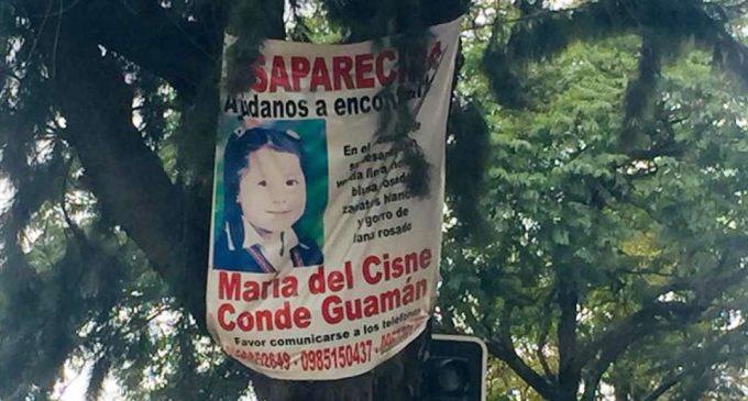 """El """"castigo de Dios"""" hizo que confesara crimen de niña en Loja"""