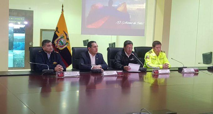 Confirman secuestro de 2 personas ecuatorianas por alias Guacho