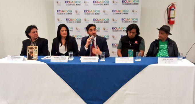 """Quito, escenario del I Encuentro Internacional de Narración Oral Patrimonial """"Mishki Shimi"""""""