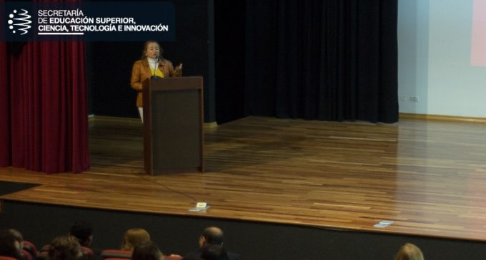 Senescyt impulsa reactivación de la Red Ecuatoriana de Universidades