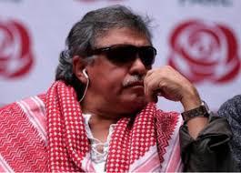 Uno de los líderes de FARC, fue capturado en Bogotá