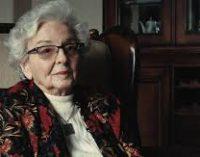 Sobreviviente del Holocausto protagoniza película ecuatoriana