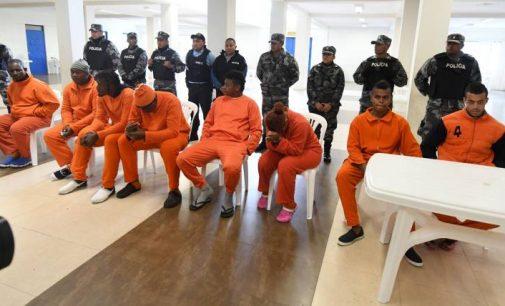 Al menos nueve delitos contra la banda de Guacho