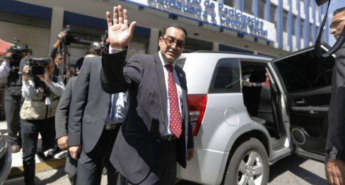 El fiscal dice que se ha hecho justicia con su nombramiento