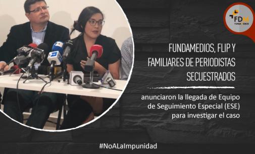 CIDH llegará a Ecuador por asesinato  y secuestro de periodistas de El Comercio