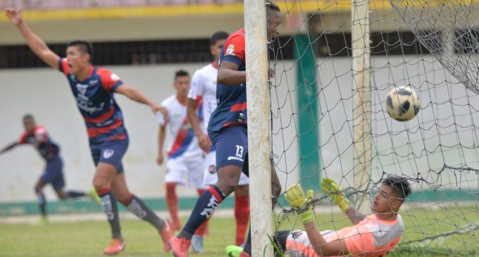 Venecia derrotó al Deportivo Quevedo