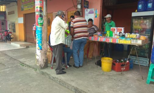 Intendencia realizó operativo de licor artesanal