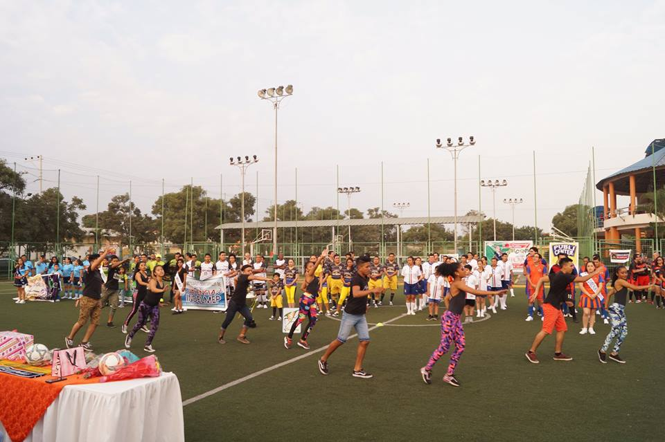 II Olimpiadas profesionales en Valencia