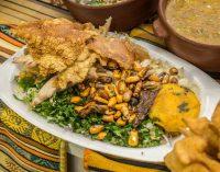 Raíces 2018 ofrece variedad de platos típicos