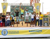 "400 competidores en ""Vuelta al Cacharí"""